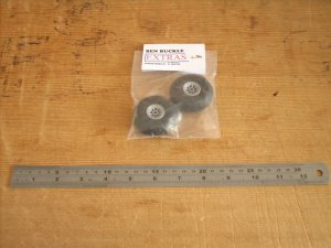 "Airwheels - Nylon Hub 2"" - Pair"