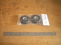 "Airwheels - Nylon Hub 3"" - Pair"