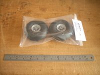 "Airwheels - Nylon Hub 4"" - Pair"