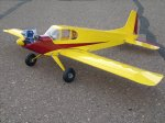 Low wing Super 60 kit