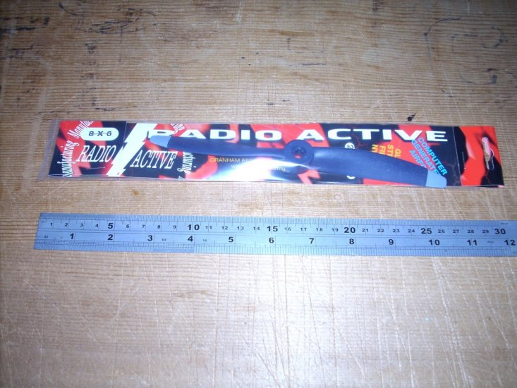 Radio Active RAM prop 8 X 6 - Click Image to Close