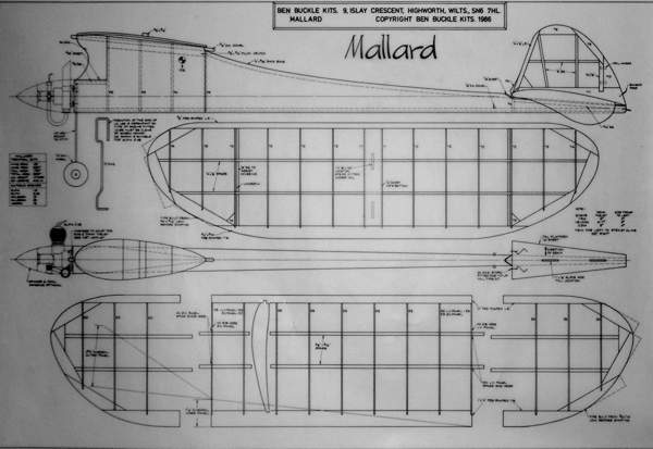 Mercury Mallard Plan - Click Image to Close