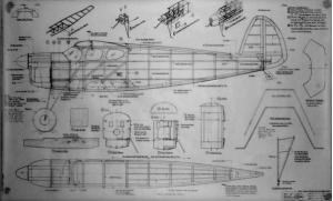 Elf BiPlane Plan (Mike Whittard)