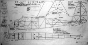 Quaker - Flying Quaker Plan