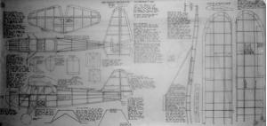 "Taylorcraft 057 48"" Plan"