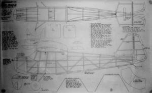 "Taylorcraft 057 70"" Plan"